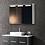 Thumbnail: Aluminum Lighted Mirror Cabinet