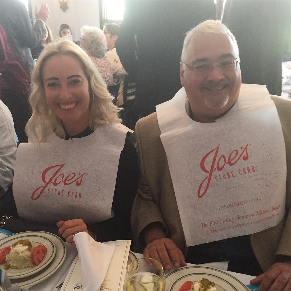 Adina Brunetti and John Brunetti Jr. at 12th Annual Claws For Kids