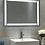 Thumbnail: Touch Light Frameless Lighted Mirror