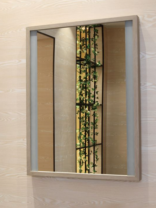 LED Bathroom Frameless Lighted Mirror