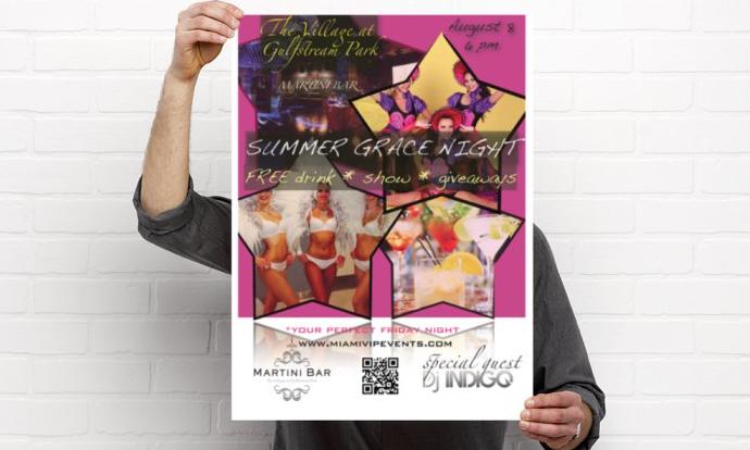 Posters Design | Miami
