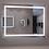 Thumbnail: Touch Sensor Bluetooth Illuminated Mirrors