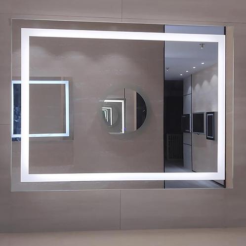 Touch Sensor Bluetooth Illuminated Mirrors