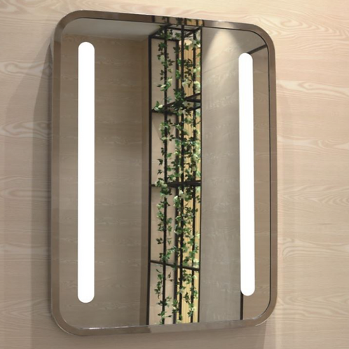 Waterproof Framed Lighted Mirror