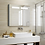 Thumbnail: Hotel Mirrored Bathroom Wall Cabinets