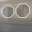 Thumbnail: LED Frameless Lighted Mirror