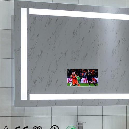 Touch Sensor Smart Lighted Mirror