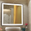 Thumbnail: Hotel LED Framed Lighted Mirror
