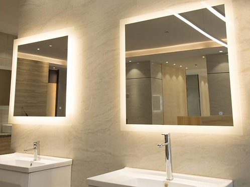 Hotel LED Lighted Mirror