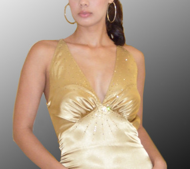 Gold Fever by Lavish Miami Designs: Gold Dresses for Women