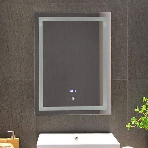 LED Illuminated Bathroom Mirror