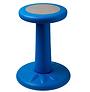 Blue Wobble Chair Photo