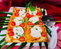 Pizza at Junior's Bistro