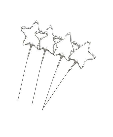 Star Shaped Sparklers
