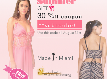 30% Off Coupon For Subscribers | Lavish Miami Designs