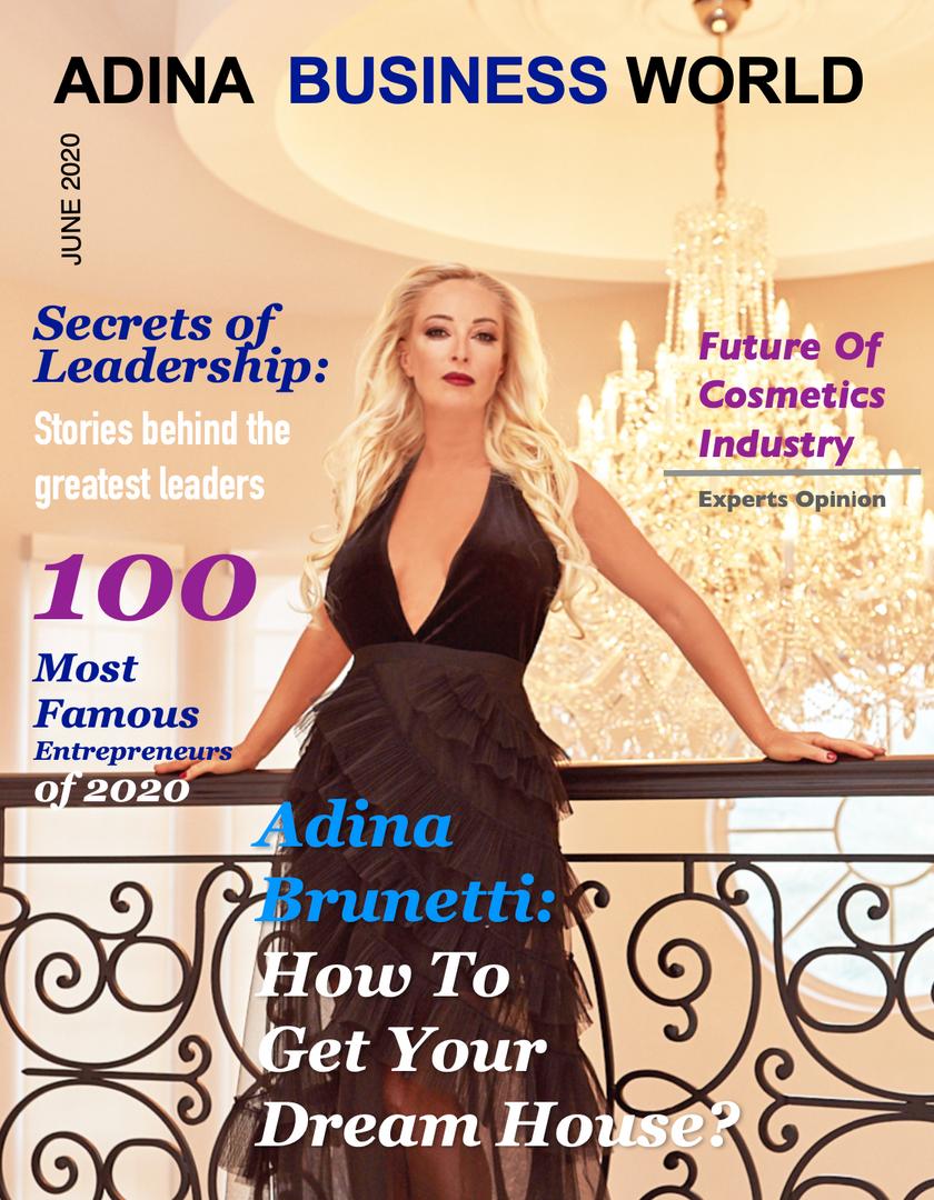 Adina Brunetti: Adina Business World