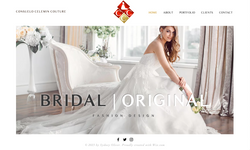 Bridal Website Design