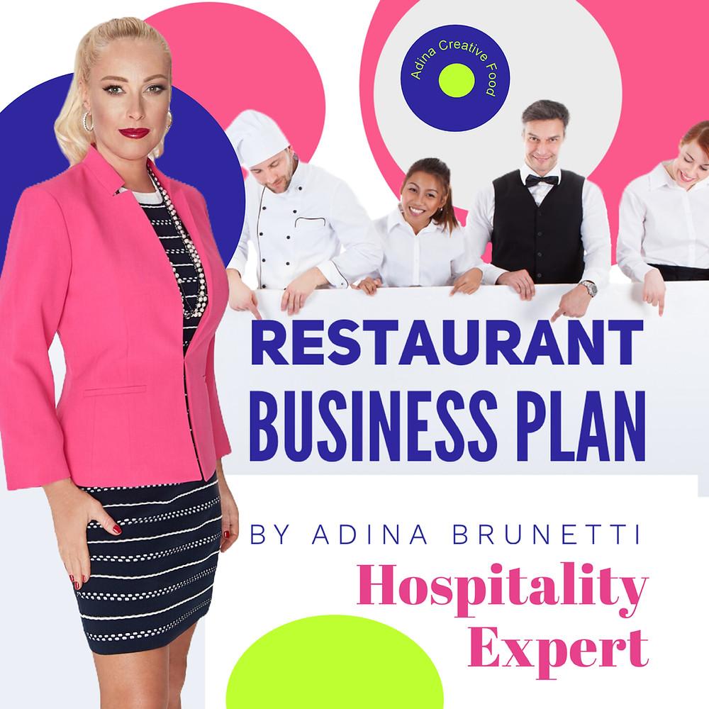 Adina Brunetti, Hospitality Expert