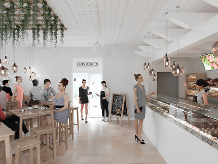 Adina Brunetti: Renovation & Rebranding