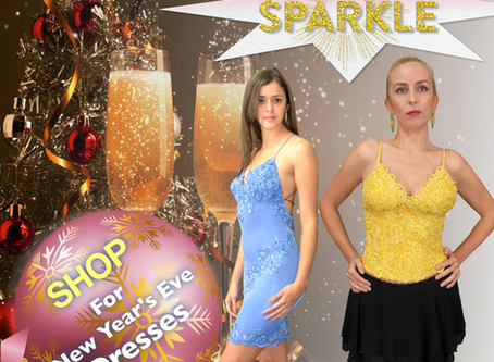 Shop For New Year's Eve Dresses Online!