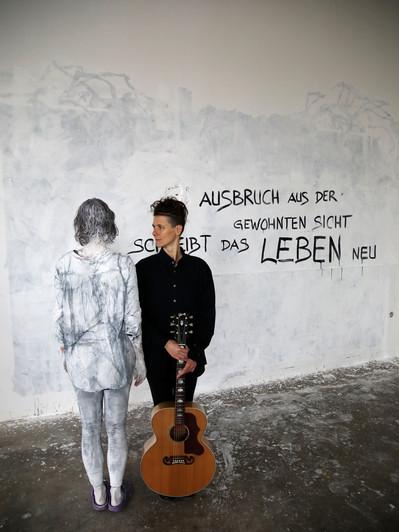 Malen und Musik