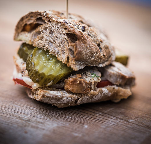 Papa Corazon Catering Eschborn Business Lunch Catering Sandwich belegte Brote