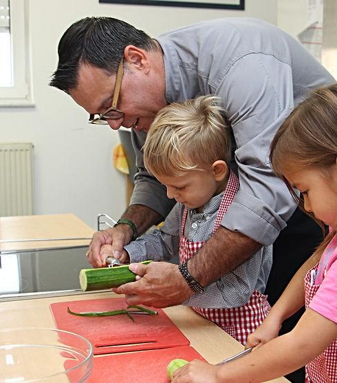 Catering KiTa Kindergarten Frankfurt