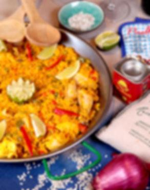 Spanisches und lateinamerikanisches Catering Frankfut am Main