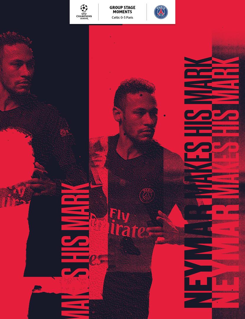 Neymar opening goal