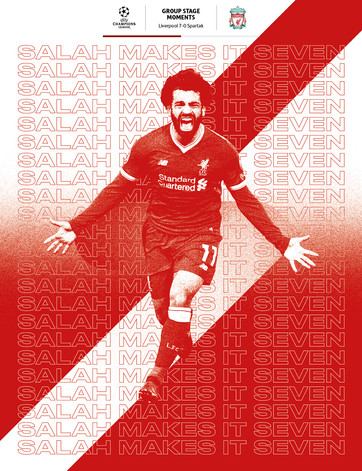 Salah makes it 7-0