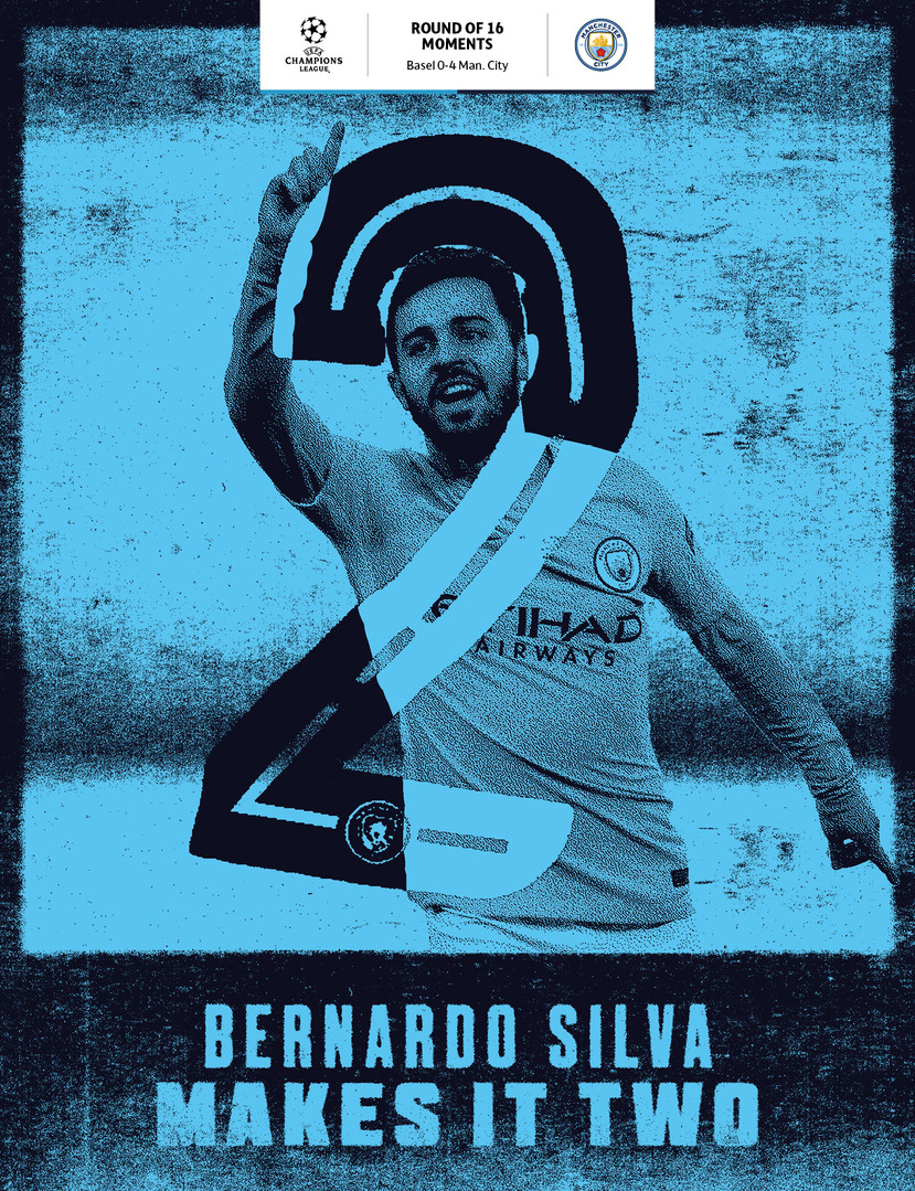 Bernardo Silva's goal