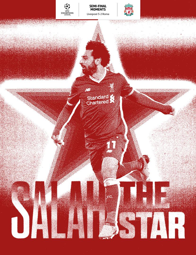 Salah strikes... again