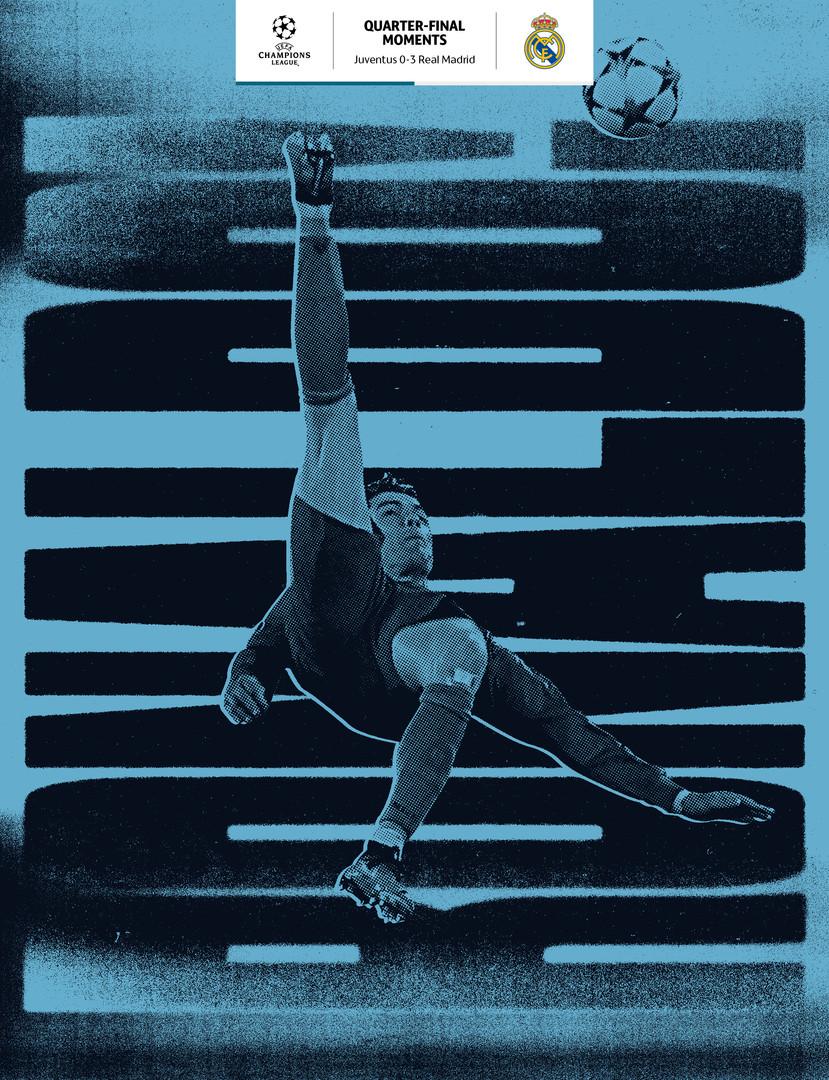 Ronaldo's bicycle kick