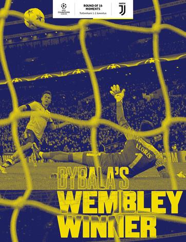 Paulo Dybala's winner
