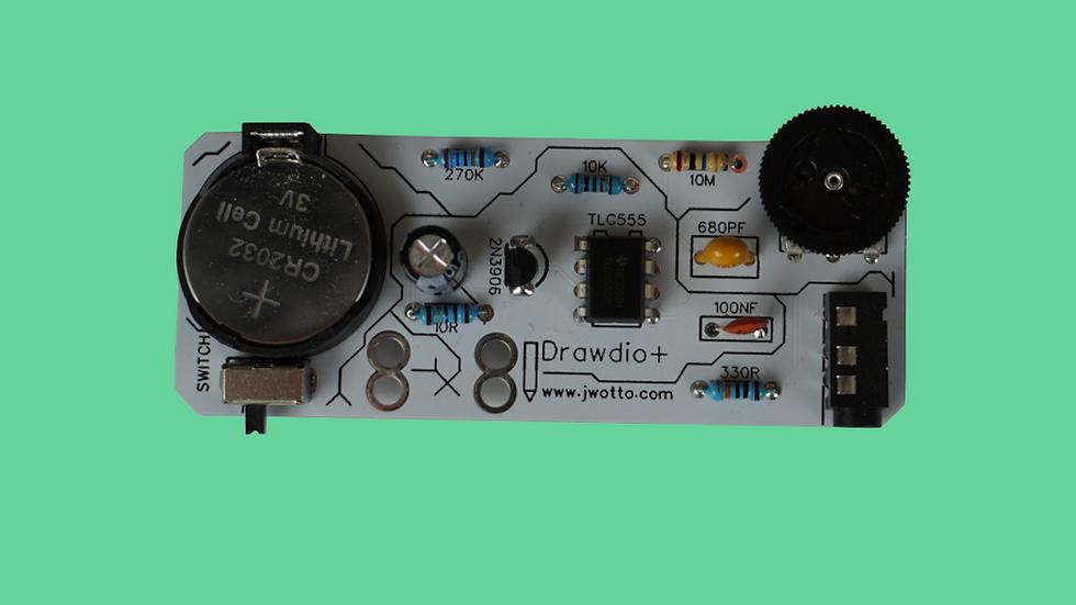 DRAWDIO+ DIY kit