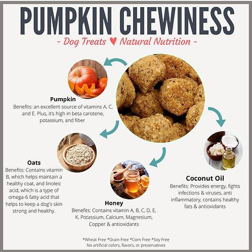 Pumpkin Chewiness