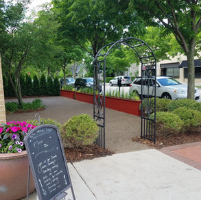 Moxie patio - Whitefish Bay