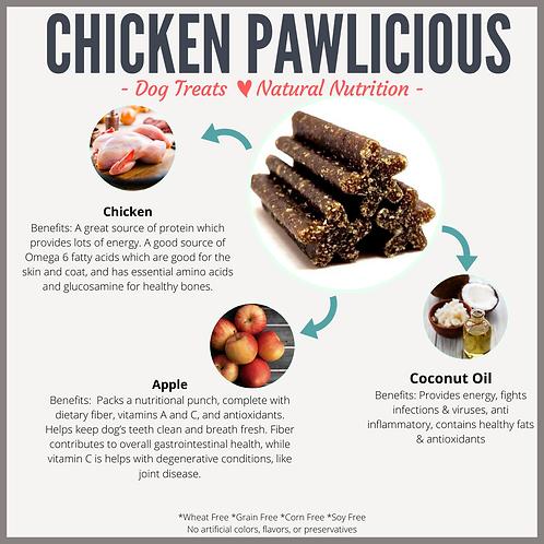 Chicken Pawlicious Treats