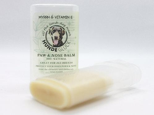 Myrrh + Vitamin E Paw & Nose Balm