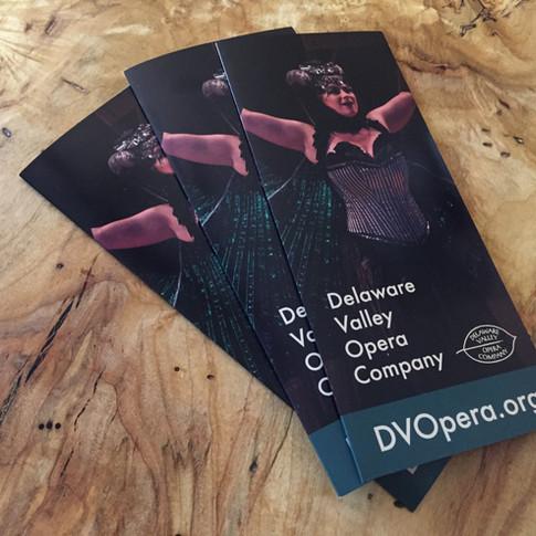 Delaware Valley Opera Company - General Brochure