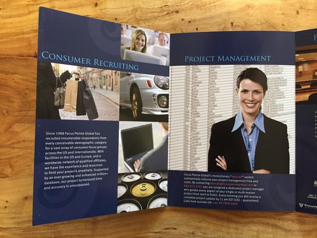 Focus Pointe Global - Brochure Inside