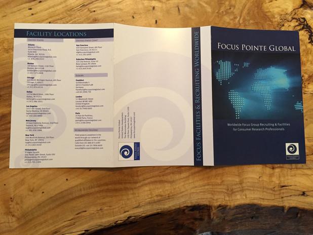 Focus Pointe Global - Brochure Back
