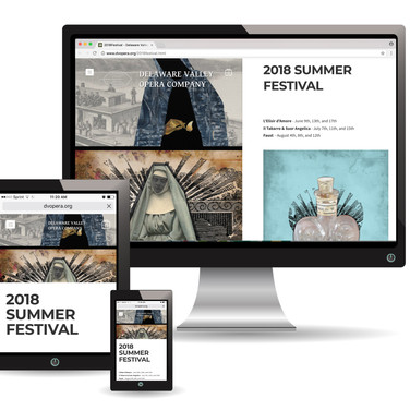 Delaware Valley Opera Company - Web Page