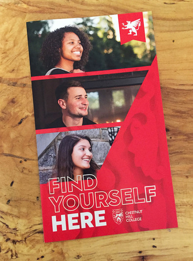 Chestnut Hill College - Trifold Cover
