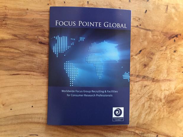 Focus Pointe Global - Brochure Front