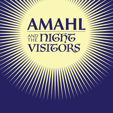 Delaware Valley Opera Company - Amahl & The Night Visitors Show Artwork and Promotions