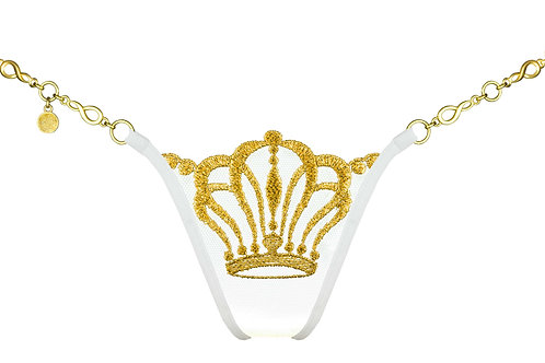 Queen of Love Ivory Mini