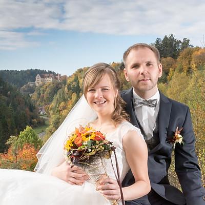 Hochzeit Eva-Maria und Marcel