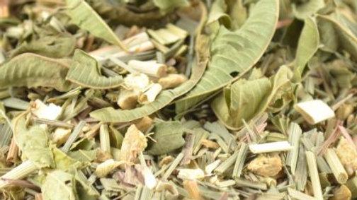 Hebden Tea- Ginger & lemongrass herbal infusion 40g
