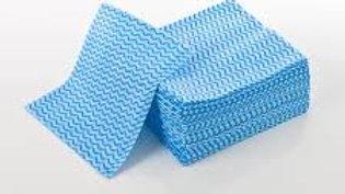 5 Compostable blue J-Cloths